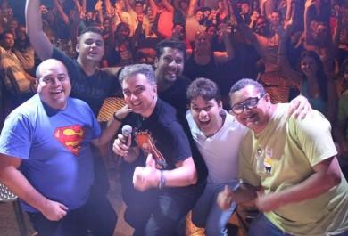 Primeiro clube de comédia de Fortaleza, Piadaria mostra nova cara do humor