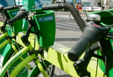 Com 40 estações, Prefeitura de Fortaleza conclui a 1ª etapa do Bicicletar