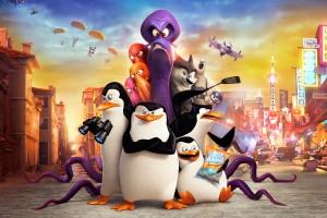 'Os Pinguins de Madagascar' é diversão garantida