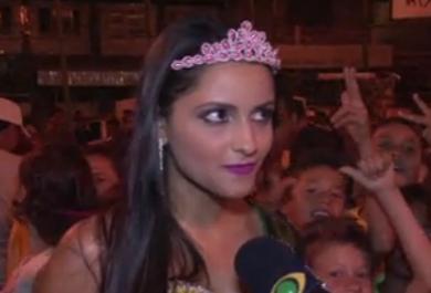 Concurso elege a menina mais bonita da Sapiranga