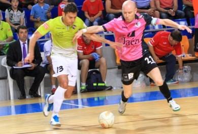 Cearenses estão na fase semifinal da Liga Espanhola de Futsal