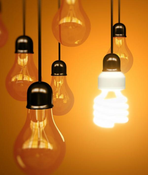 Economize energia elétrica sabendo mais sobre as opções de lâmpada elétrica
