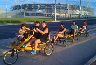 14 lembranças da Copa do Mundo em Fortaleza; último jogo completa 1 ano
