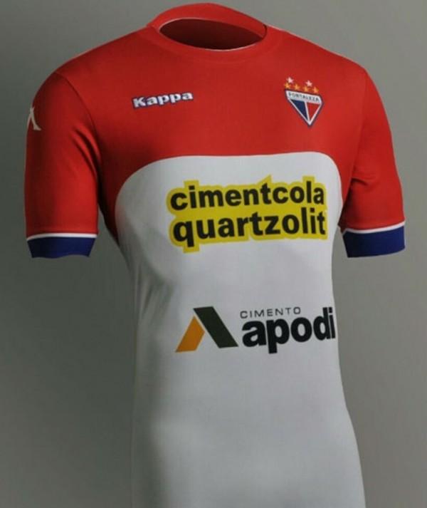 Sem lançamento, Fortaleza já vende camisa nova
