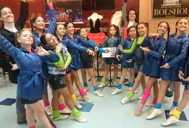 Companhia cearense infantil conquista 1º lugar no Festival de Dança de Joinville