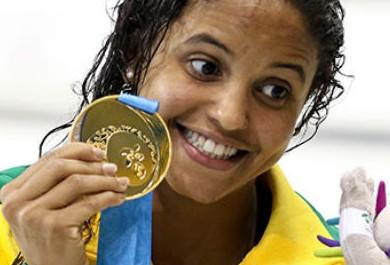 Quase 50% das medalhas brasileiras no Pan vieram de atletas militares