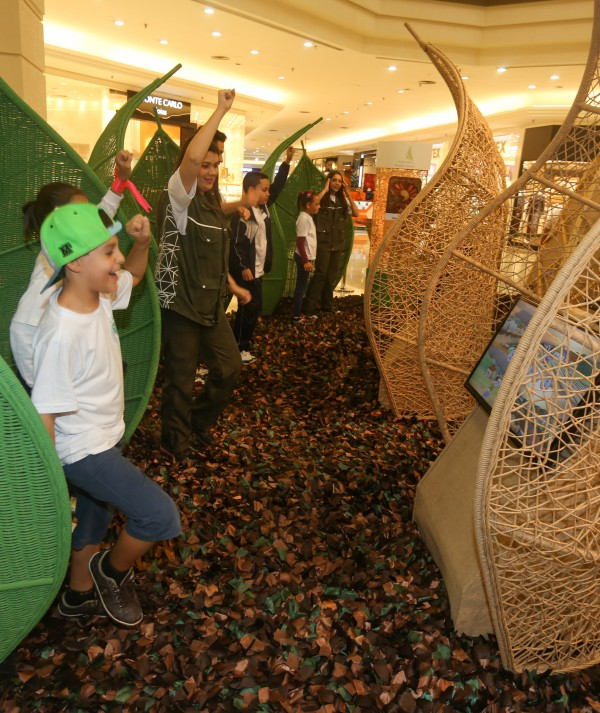 Exposição sobre meio ambiente traz cinema sensorial em 4D para Fortaleza