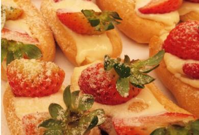 Gastronomia: Festival do Morango da Tortelê