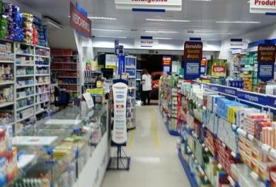 Rede de farmácias abre 300 vagas para auxiliar de loja