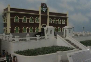 Museu Siará em Miniatura reúne reproduções de patrimônios de Fortaleza