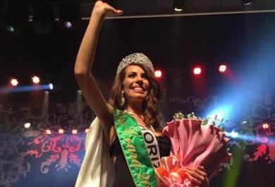 Arianne Miranda, de Horizonte, é escolhida como nova Miss Ceará
