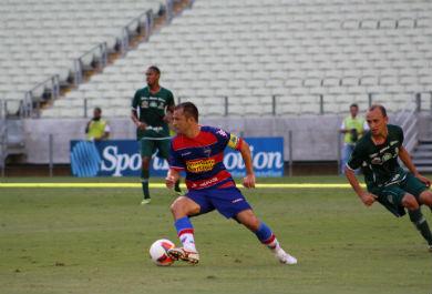 Fortaleza vence Icasa por 2 a 0 e segue líder do Grupo A da Série C
