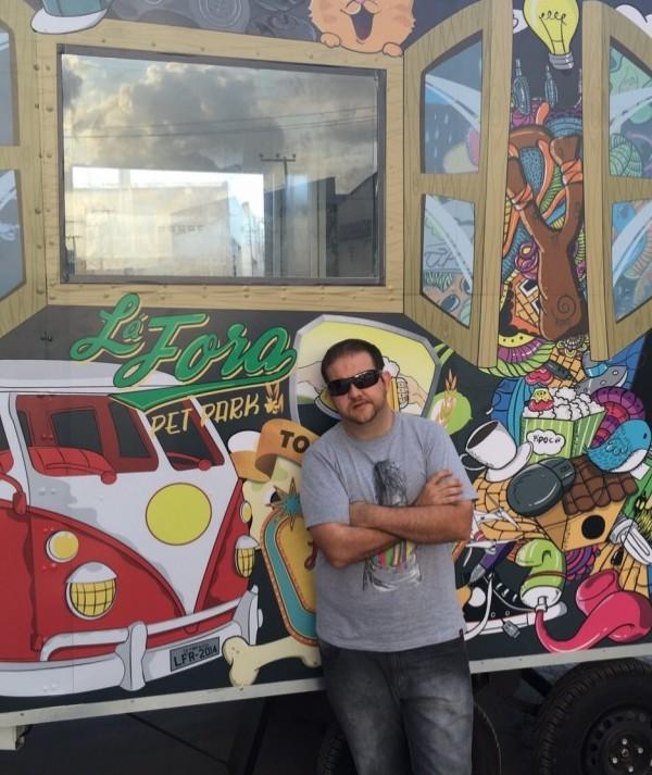 Criador do Lá Fora critica banalização dos food parks em Fortaleza