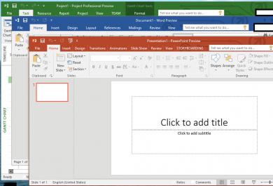 Descubra as últimas novidades sobre o Microsoft Office 2016