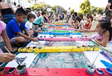 Feriadão do Dia das Crianças reserva programação gratuita para os pequenos