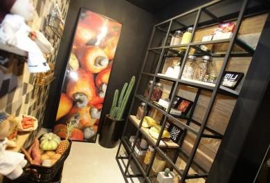 Despensa Gourmet é uma das atrações da Casa Cor Ceará 2015