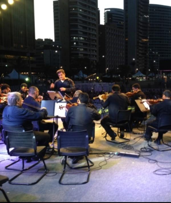 Aterro da Praia de Iracema receberá concerto gratuito de música clássica