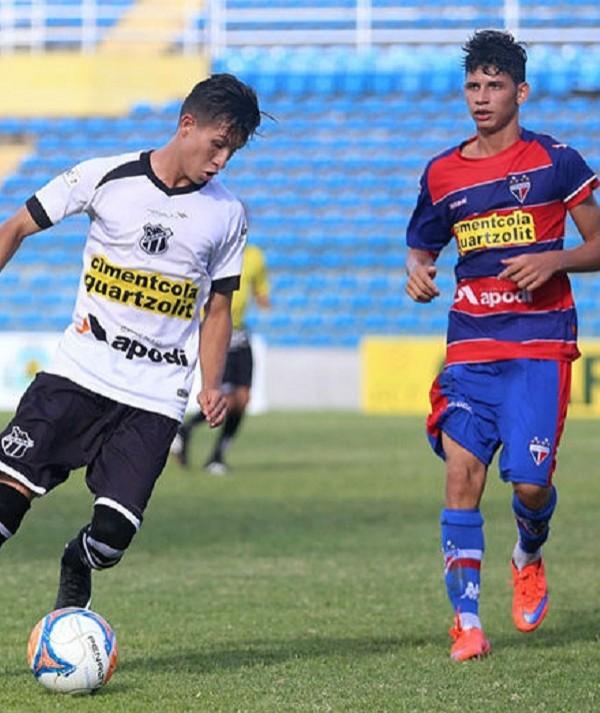 Ceará, Fortaleza e Tiradentes conhecem seus grupos na Copa São Paulo Júnior