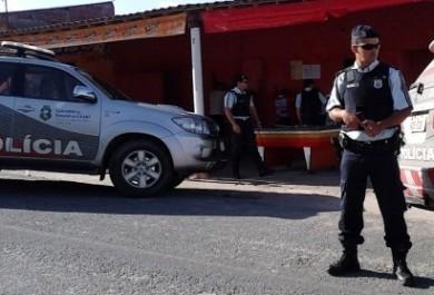 Tiroteio deixa 5 pessoas mortas e 2 PMs atingidos em Redenção
