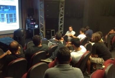 Iatec apresenta cursos nas áreas de áudio, iluminação e produção de eventos