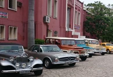 Passeio nostálgico sobre rodas por Fortaleza