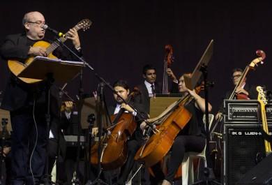Orquestra leva marchinhas ao Dragão do Mar