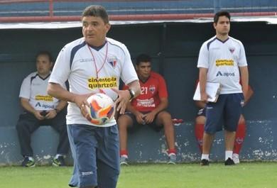 Fortaleza utilizará equipe reserva contra o Icasa
