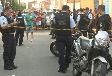 Quatro policiais são assassinados no Ceará em menos de dois meses