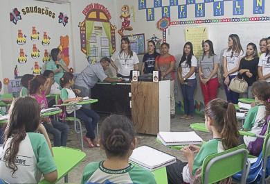 Escolas públicas do Ceará são destaque nacional com projetos inovadores